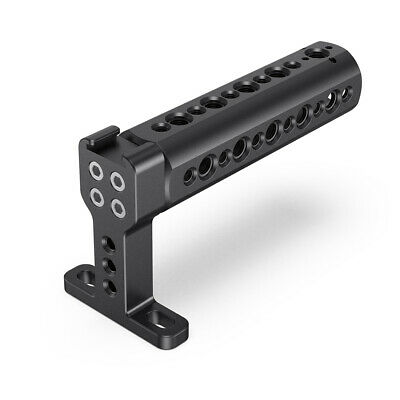 SmallRig Top Handle Cheese Grip with Cold Shoe Base for Dslr Camera Monitor LED
