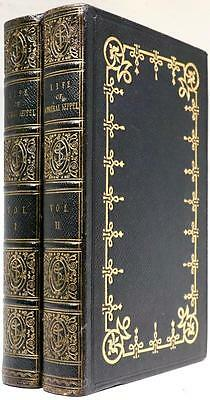 1842 Life Of Augustus Viscount Keppel Marina Británica Admiral American