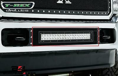 T-Rex 6325461-BR Black Stealth Torch LED Light Bumper Grille for 11-16 F-250 SD