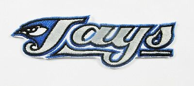 Lot Of (1) Mlb Baseball Toronto Blue Jays Embroidered Patch Type (D) # 52