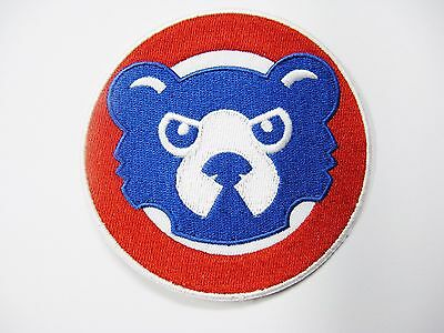 Lot Of (1) Mlb Chicago Cubs Baseball Patch Type (E) Item # 51