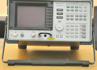 Agilent HP Hewlett Packard 8590A Spectrum Analyzer 9 kHz - 1.5 GHz 8590 A