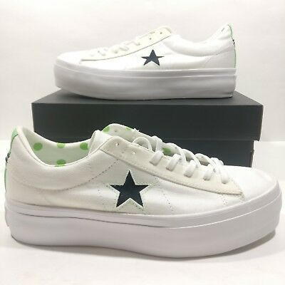 Converse Sneakers 560996c75 Black White Ox 04 Platform One Star 1c3TKlJF