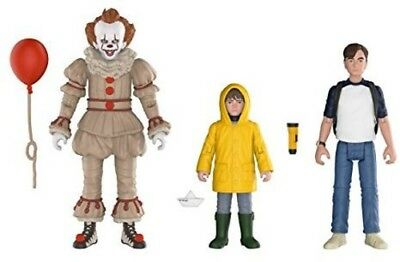 IT - Pennywise, George, Bill 3PK Funko Action Figures Toy