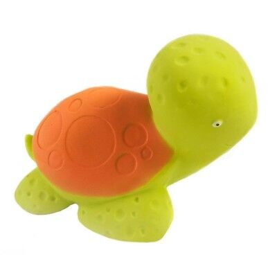 Baby Bath Toy by Caaocho Toys Natural Rubber Bathtime New - Mele Sea Turtle