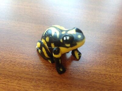 Yowie Collectible Toy Series 1 Original Corroboree Frog CSPL Papers