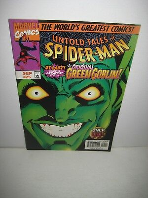 Untold Tales of Spider-Man #25 Green Goblin Marvel comics