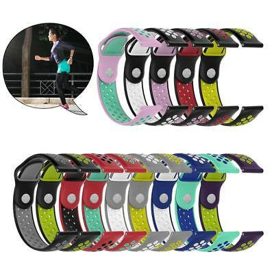 20mm Silicone Watchband for Huami Amazfit Bip A1608 Replacement Wrist Belt Strap