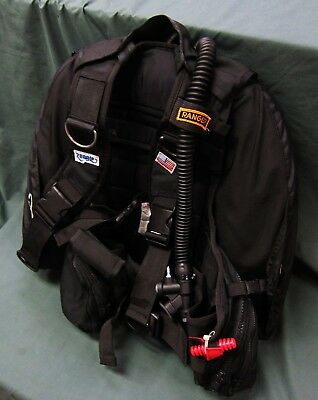 Zeagle Ranger Scuba Diving BCD - Professionally Tested