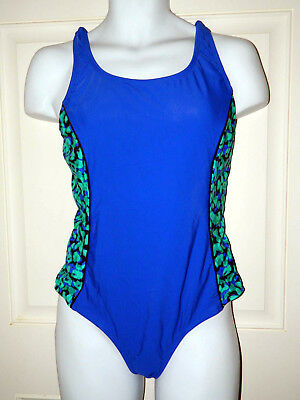 Catalina One Piece Blue  Ladies Swim Suit Available in S, M, L & XL New