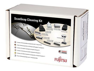 NEW! Fujitsu SC-CLE-SS Scansnap Cleaning Kit