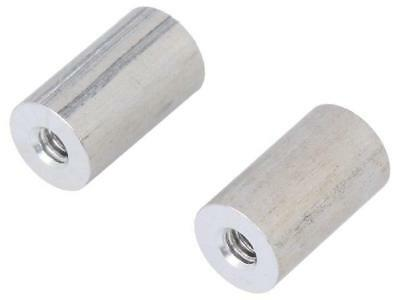 5205933-3 Thread UNC4-40 Spacer screwed spacer sleeve Kit2 nuts 11mm