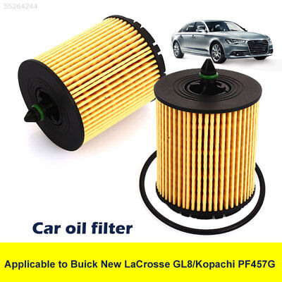 5931 Auto Oil Filter for LaCrosse GL8 Copac 12605566 PF457G Oil Filter Smooth