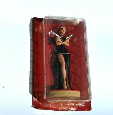 Lara Croft Tomb Raider Legend Figure n° 5 Tr Ps3  Black Dress Dague de Xian