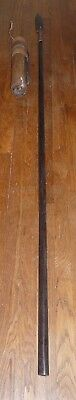 Dayak Blowpipe And Dart Container- Borneo