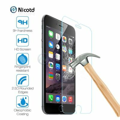 Vitre (film) de protection Iphone 8p  - Screen Protector Premium Tempered Glass