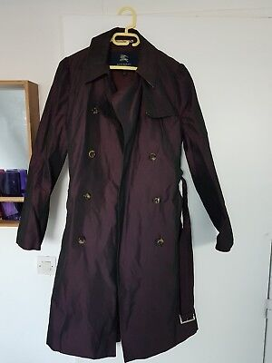 Eur Burberry Taille Trench Fr 36 00 Femme Picclick 39 qOXnwanF7 fc275ca66ee