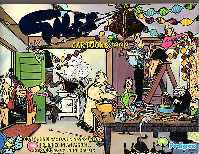 The Giles Book of Cartoons –Fifty-second Series – 1999