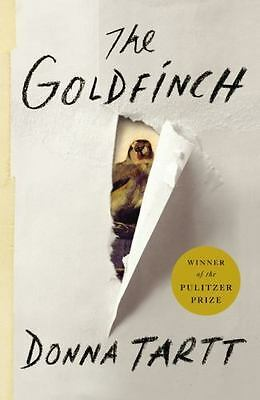 The Goldfinch by Donna Tartt (2013, Softcover, 1st Edition)