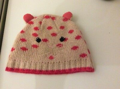 Monsoon Baby Wool Hat 1yrs