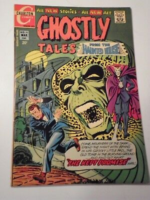 """Ghostly Tales#93(1972)Steve Ditko~""""rare""""~Charlton Comics Group!"""