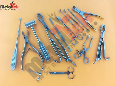 Veterinary Orthopedic Kit Surgical Instruments Excellent Quality
