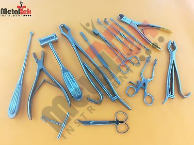 Veterinary Orthopedic Kit Surgical Instruments Excellent Quality By MTI