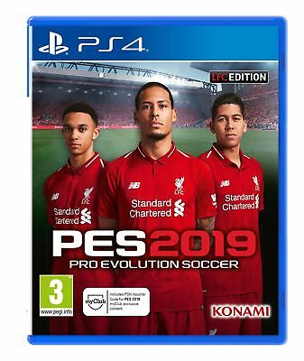 Liverpool FC Edition Pro Evolution Soccer 2019 LFC Official