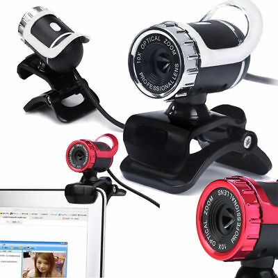 PC & Desktop USB 2.0 HD 12.0MP hd Webcam with MIC For Skype MSN