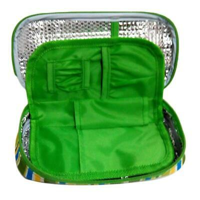 Portable Medical Cooler Insulin Refrigeration Storage Bag Insulated Travel Box