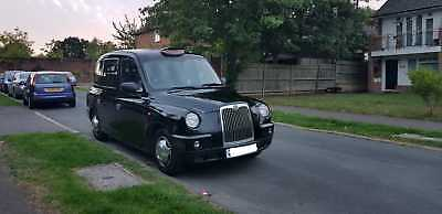 2009 09 London taxi TX4 Bronze AUTO Ex London plated cab drivers spot on
