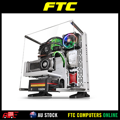 Thermaltake Core P3 Tempered Glass Snow Edition ATX Open Frame Chassis