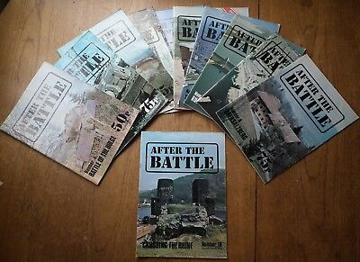After The Battle Magazines sold individually; Numbers 1 - 90  *Multi-Listing*