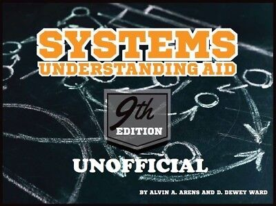 FULL SET SOLUTION MANUAL-(TRANSACTION LIST A) SYSTEMS UNDERSTANDING AID (9th)