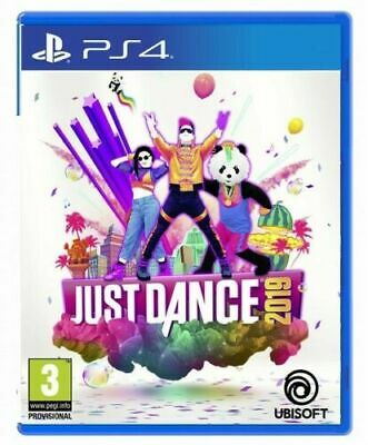 Just Dance 2019 Videogioco Ps4 Italiano Gioco Play Station 4 Musica Ballo Danza