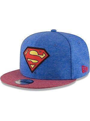 Cappello NEW ERA KIDS JERSEY 9FIFTY SUPERMAN