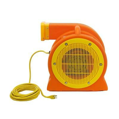 Air Foxx Commercial Grade Utility Blower - Inflateable Bounce House 1HP
