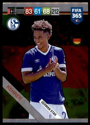 Panini FIFA 365 2019 Adrenalyn (German Edition) Thilo Kehrer German Star No.410