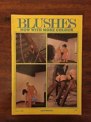 Blushes Now With More Colour Cp Magazine  No. 90