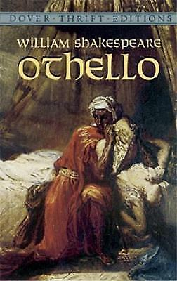 """AS NEW"" [ OTHELLO BY SHAKESPEARE, WILLIAM](AUTHOR)PAPERBACK, Shakespeare, Willi"