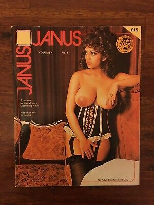 Janus Cp Magazine Volume 4, No. 9