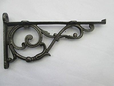 Ironmongery World In 27 Designs Antique Cast Iron Shelf Bracket Support Book Si