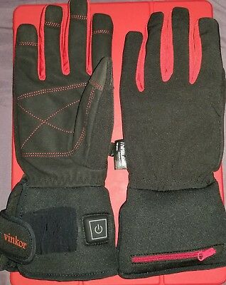 Vinkor Heated Rechargeable Size S Gloves