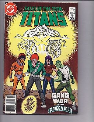 Canadian Newsstand Edition $1.00 Price Variant Tales of the Teen Titans #75