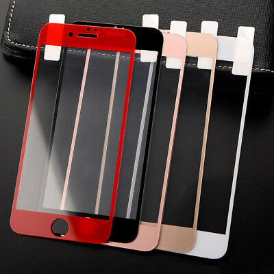 Screen Protector Tempered Glass Full Film Cover Parts For iphone6/7/8/s plus/X