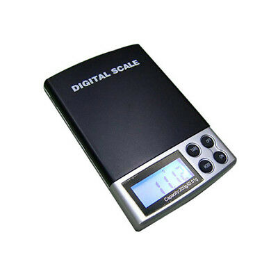500g/0.01g Digital Scale Jewelry Gold Silver Coin Grain Gram Pocket Size Herb