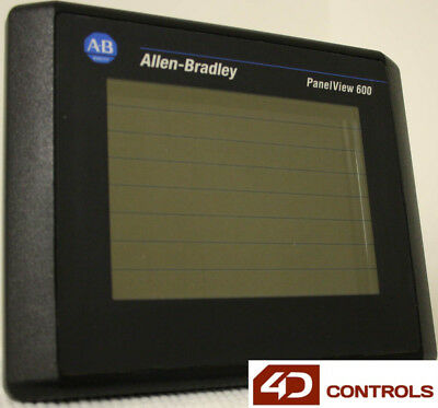 Allen-Bradley 2711-T6C1L1 PanelView 600 Color/Touch - Used - Series B