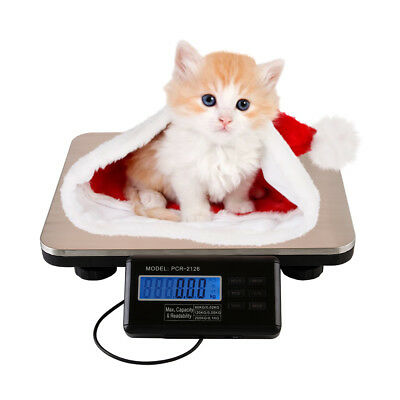 300KG Electronic Digital Commercial Platform Scale Postal Pet Food Shop Scale AU