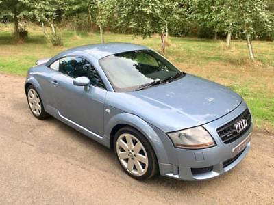 2005 Audi TT Coupe 3.2 V6 - 6 Speed manual, FSH - only 39K miles - THE BEST!