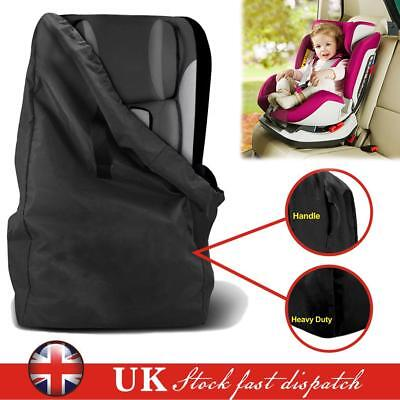 Car Baby Child Safety Seat Travel Bag Dust Cover Travel Bag Portable IN UK